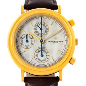 Vacheron Constantin Vacheron Constantin Chronograph Automatic 18k Yellow Gold Watch 47001