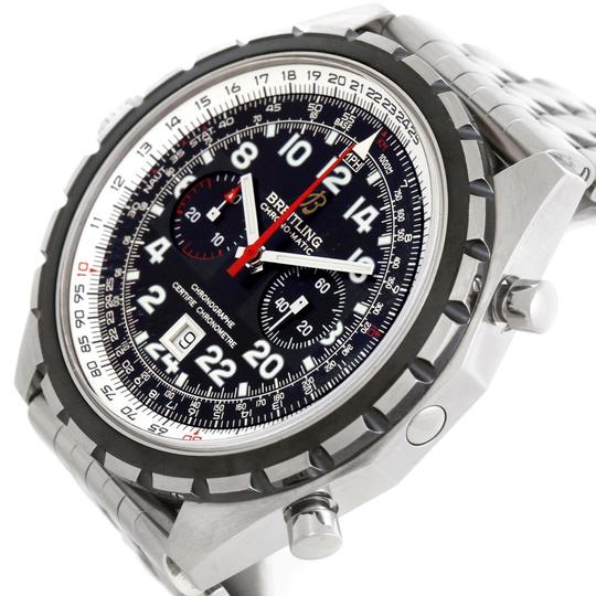 Breitling Breitling Chronomatic Limited Edition Mens Watch A22360 24h