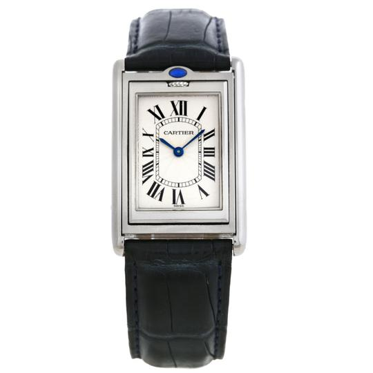 Cartier Cartier Tank Basculante W1011358 Wrist Watch For Men