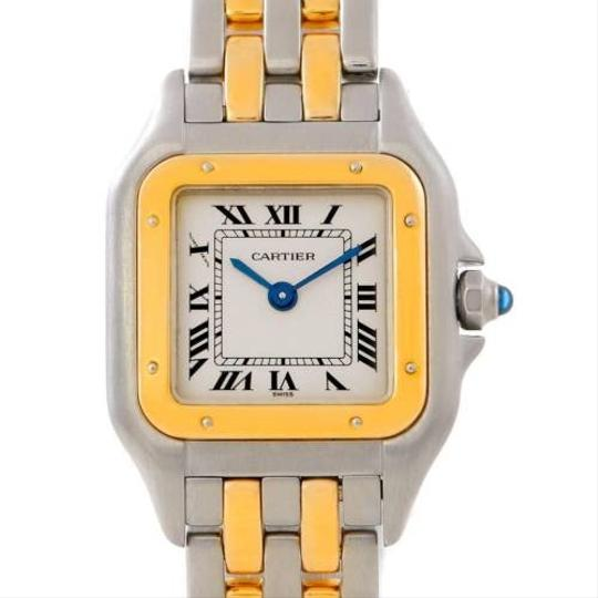 Preload https://item4.tradesy.com/images/cartier-cartier-panthere-ladies-steel-18k-yellow-gold-watch-w25029b6-3455443-0-0.jpg?width=440&height=440