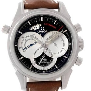 Omega Omega Deville Chronoscope Rattrapante Split Second Watch 4847.50.31