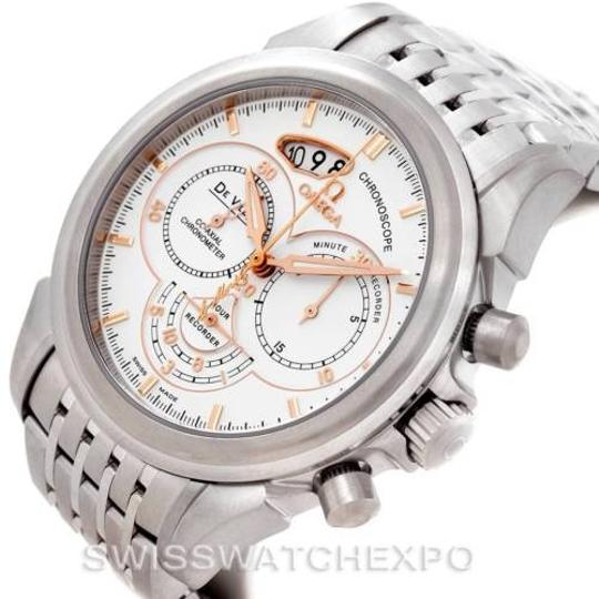 Omega Omega Deville Co-axial Chronoscope Watch 422.10.41.50.04.001