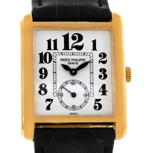 Patek Philippe Patek Philippe Gondolo 18k Yellow Gold Watch 5014