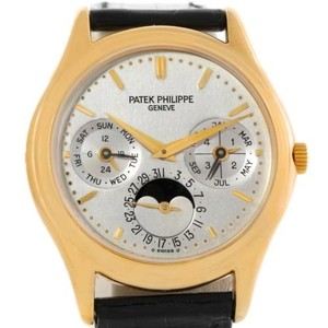 Patek Philippe Patek Philippe Grand Complications Mens 18k Yellow Gold Watch 3940