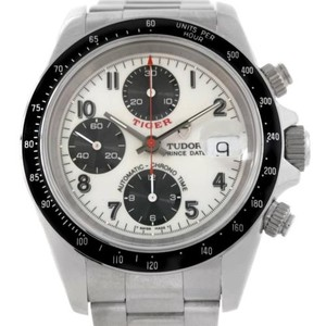 Tudor Tudor Tiger Woods Chronograph Stainless Steel Mens Watch 79260