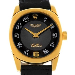 Rolex Rolex Cellini Danaos Ladies 18k Yellow Gold Watch 6229