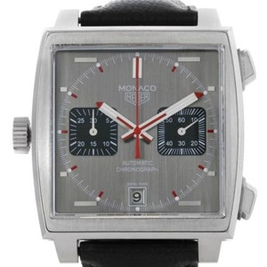 TAG Heuer Tag Heuer Monaco Automatic Mens Limited Edition Watch Caw211b Unworn