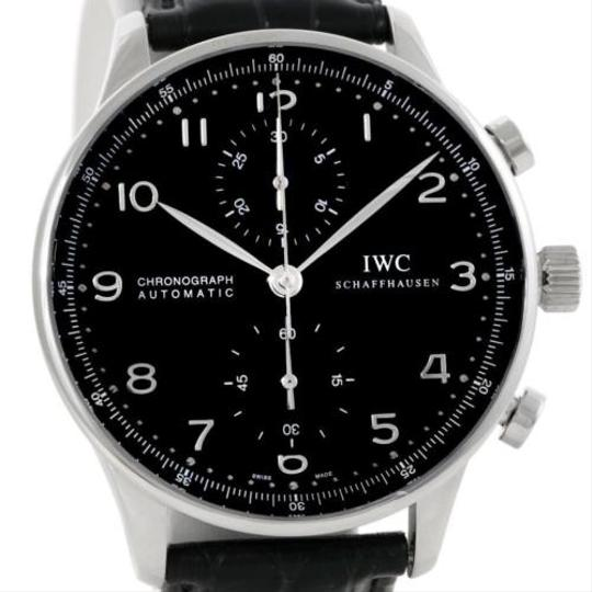 Preload https://item1.tradesy.com/images/iwc-iwc-portuguese-chrono-automatic-steel-mens-watch-iw371438-3455965-0-0.jpg?width=440&height=440