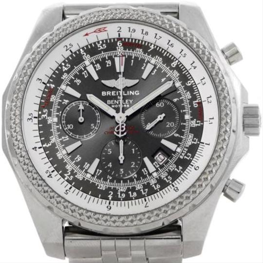 Breitling Breitling Bentley Motors Chronograph Grey Dial Mens Watch A25362