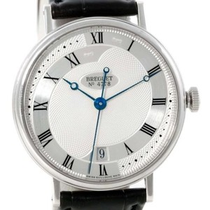 Breguet Breguet Classique 18k White Gold Automatic Mens Watch 5197bb15986
