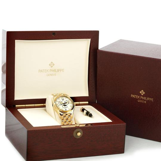 Patek Philippe Patek Philippe Annual Calendar Moonphase 18k Yellow Gold Watch 5036