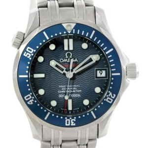 Omega Omega Seamaster 300m Co-axial James Bond Midsize Watch 2222.80.00