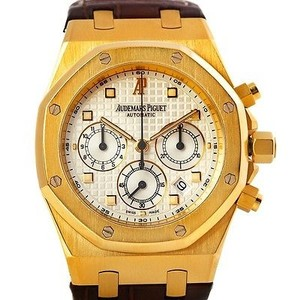 Audemars Piguet Audemars Piguet Royal Oak 26022BA.OO.D088CR.01 18k Yellow Gold Watch