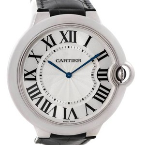 Cartier Cartier Ballon Bleu 18k White Gold Mens Watch W6920055