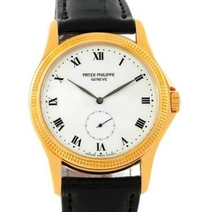 Patek Philippe Patek Philippe Calatrava 18k Yellow Gold Watch 5115