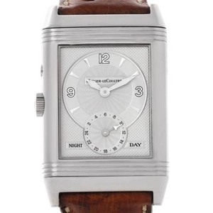 Jaeger-LeCoultre Jaeger Lecoultre Reverso Duo Day Night White Gold Watch 270.3.54