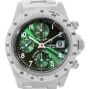 Tudor Tudor Tiger Woods Chronograph Steel Mens Watch 79280