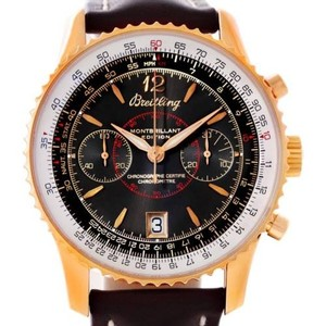 Breitling Breitling Navitimer Montbrillant Limited Edition Rose Gold Watch H48330