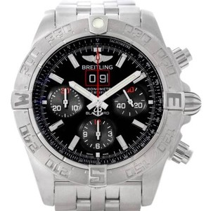 Breitling Breitling Chronomat Blackbird Mens Watch A44360 Limited Edition