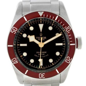 Tudor Tudor Heritage Black Bay Steel Watch 79220