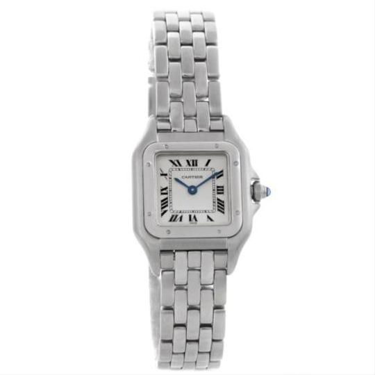 Cartier Cartier Panthere Ladies Stainless Steel Watch W25033P5