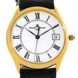 Baume & Mercier Baume Mercier Classima 14k Yellow Gold Mens Watch 95248