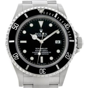 Rolex Rolex Seadweller Stainless Steel Mens Watch 16600