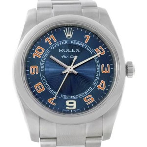 Rolex Rolex Oyster Perpetual Air King Mens Watch 114200