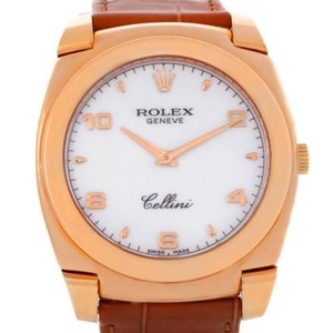 Rolex Rolex Cellini Cestello 18k Rose Gold Watch 5330 Unworn