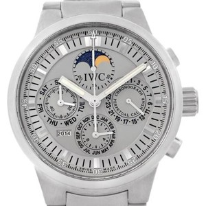 IWC Iwc Gst Perpetual Calendar Moonphase Mens Watch IW375607