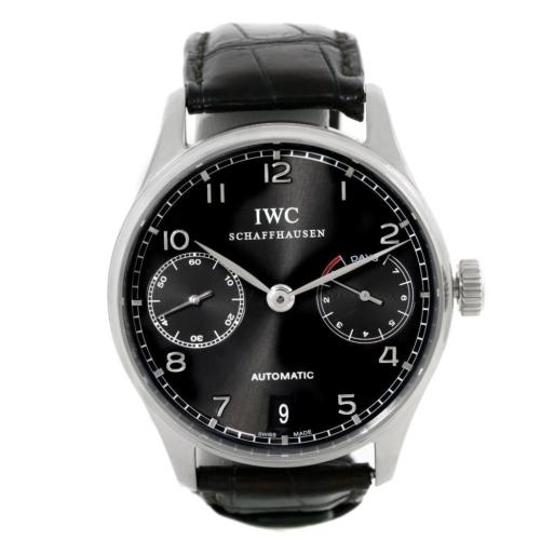 IWC IWC Portuguese Chrono Day Power Reserve Automatic Watch IW500109 Image 2