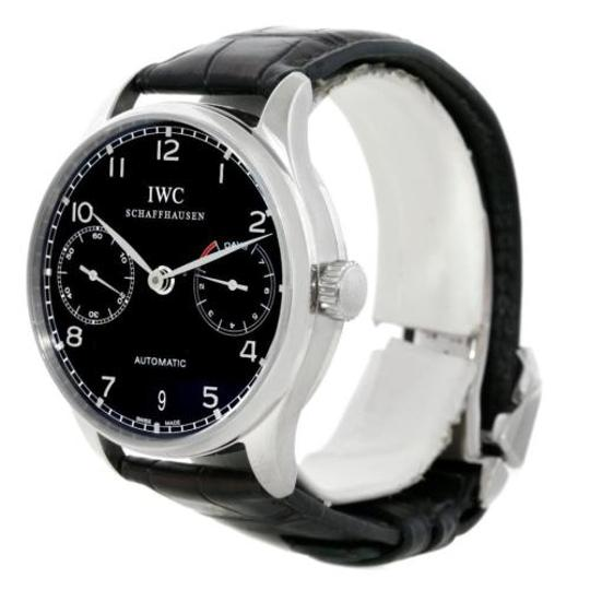 IWC IWC Portuguese Chrono Day Power Reserve Automatic Watch IW500109 Image 3