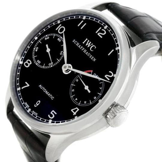 IWC IWC Portuguese Chrono Day Power Reserve Automatic Watch IW500109 Image 4