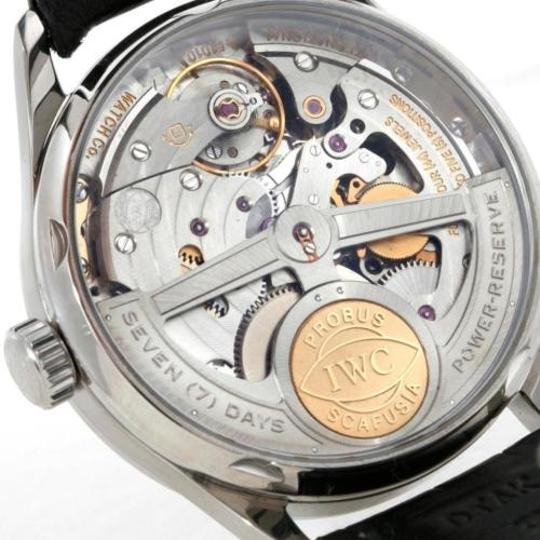 IWC IWC Portuguese Chrono Day Power Reserve Automatic Watch IW500109 Image 8