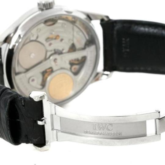 IWC IWC Portuguese Chrono Day Power Reserve Automatic Watch IW500109 Image 9