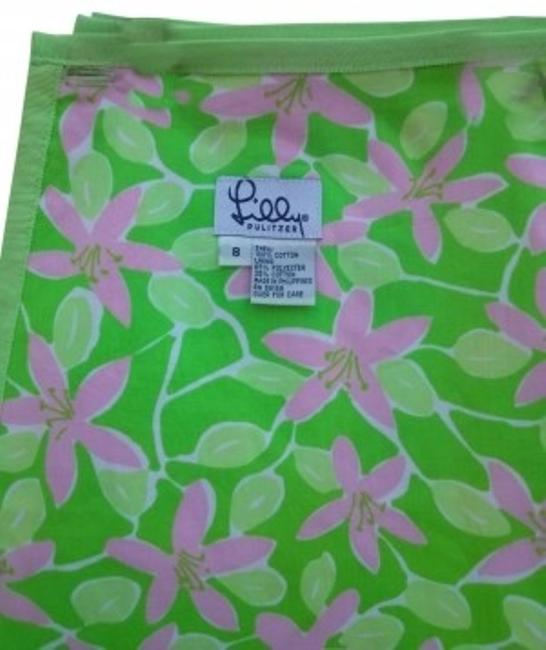 Preload https://item3.tradesy.com/images/lilly-pulitzer-greens-and-pinks-springsummer-size-8-m-29-30-34572-0-0.jpg?width=400&height=650
