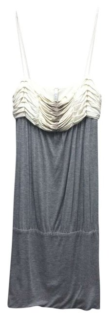 Iisli Viscose Stretchy Jersey Bandeau Flowy Dress