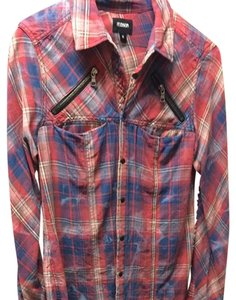 Hudson Jeans Button Down Shirt