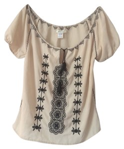Ark & Co. Top Cream, Black