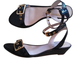 Elie Tahari black Sandals