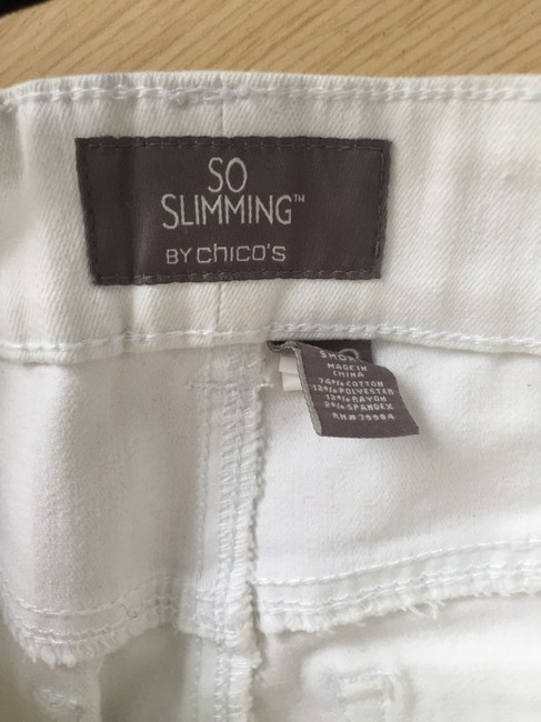 Chico's So Slimming Skinny Jeans-Light Wash