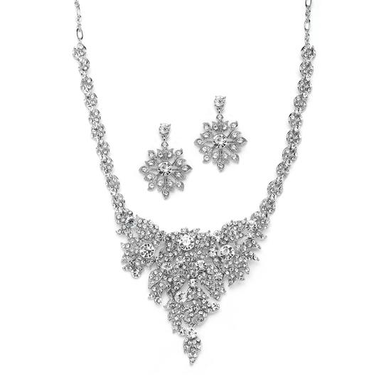 Preload https://item2.tradesy.com/images/mariell-silver-top-selling-crystal-statement-for-4184s-s-necklace-3458806-0-0.jpg?width=440&height=440