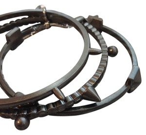 Other FLASH SALE! NEW Metallic Bracelets with Spikes