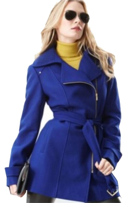 Preload https://item5.tradesy.com/images/kenneth-cole-blue-pea-coat-size-8-m-3459049-0-2.jpg?width=400&height=650