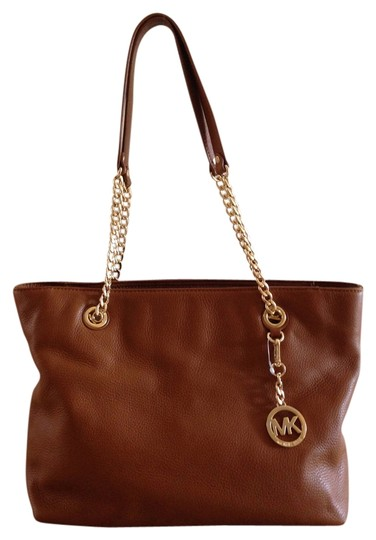 Michael Kors Tote in Luggage Jet Set Tote