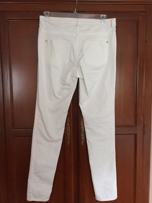 H&M Summer Comfortable Skinny Jeans-Light Wash