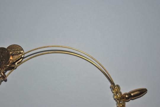 Alex and Ani Alex and Ani Expandable + Energy Bracelet Russian Gold Spike of Confidence Honey RETIRED