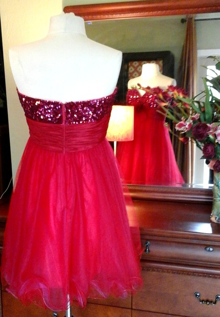 Cinderella Divine Prom Homecoming Special Occasions Quinceanera Sequins Dress Image 2