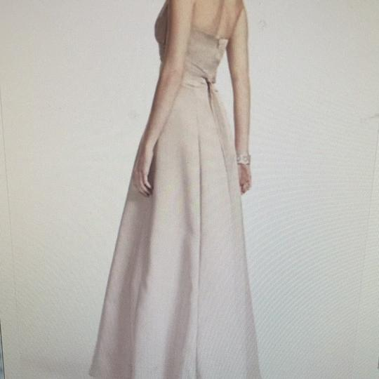 David's Bridal Terracotta Dress