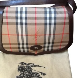 Burberry Vintage Shoulder Bag